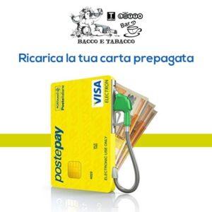 Ricariche Postepay